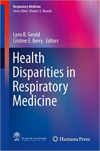 Health Disparities in Respiratory Medicine 2016