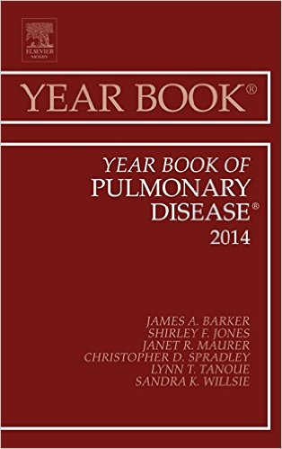 Year Book of Pulmonary Diseases 2014