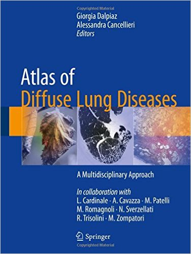 Atlas of Diffuse Lung Diseases 2017 : A Multidisciplinary Approach