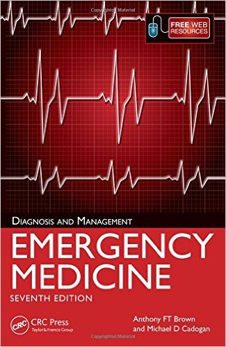 Emergency Medicine : Diagnosis and Management, 7th Edition