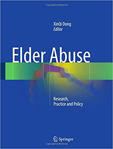 Elder Abuse 2016 : Research, Practice and Policy