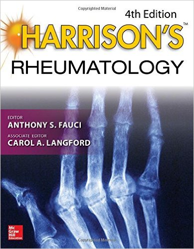 Harrison's Rheumatology, 4th Edition