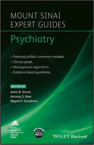 Mount Sinai Expert Guides : Psychiatry