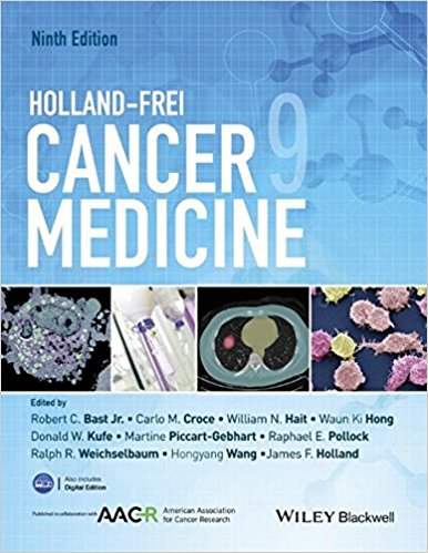 Holland-Frei Cancer Medicine, 9th Edition