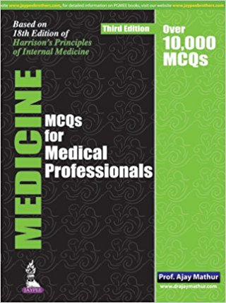 MEDICINE MCQs For Medical Professionals PDF