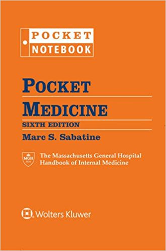 Pocket Medicine: The Massachusetts General Hospital Handbook of Internal Medicine 6th Edition PDF