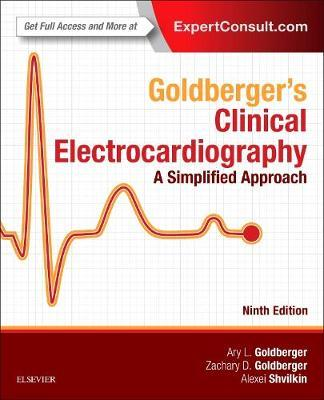 Goldberger's Clinical Electrocardiography: A Simplified Approach, 9e 9th Edition PDF