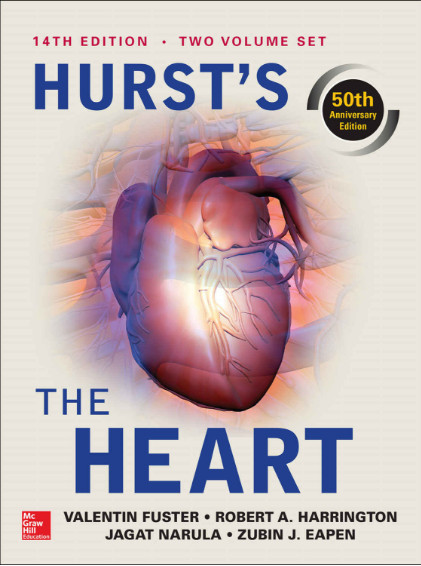 Hurst's the Heart, 14th Edition: Two Volume Set 14th Edition PDF