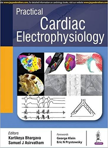 Practical Cardiac Electrophysiology 1st Edition PDF