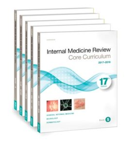 17th Edition Internal Medicine Review Core Curriculum-MP3