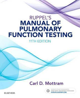 Ruppel's Manual of Pulmonary Function Testing, 11e 11th Edition PDF