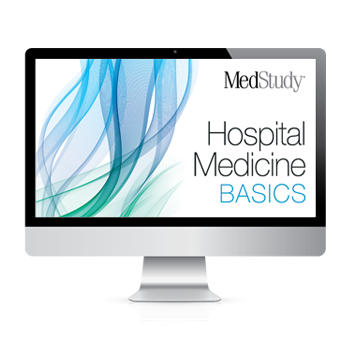 MedStudy Hospital Medicine Basics 2017-Videos