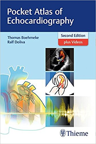 Pocket Atlas of Echocardiography 2nd Edition PDF & VIDEO