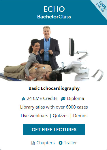 Basic Echocardiography VIDEO + PDFs