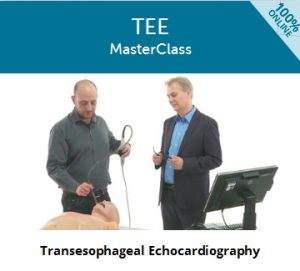 TEE Masterclass (Transesophageal Echocardiography) Course Videos From 123Sonography