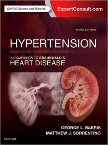 Hypertension A Companion to Braunwald's Heart Disease, 3e 3rd Edition PDF