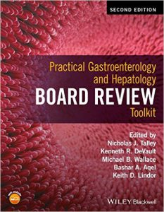 Practical Gastroenterology and Hepatology Board Review Toolkit 2nd Edition (PDF)