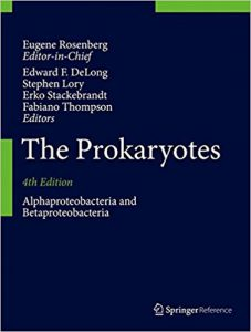 The Prokaryotes Alphaproteobacteria and Betaproteobacteria 4th Edition PDF