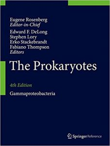 The Prokaryotes Gammaproteobacteria 4th Edition PDF