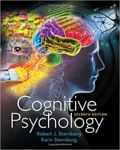 Cognitive Psychology 7th Edition PDF