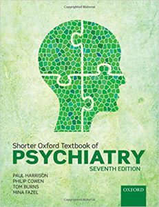Shorter Oxford Textbook of Psychiatry 7th Edition PDF