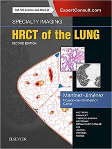 Specialty Imaging: HRCT of the Lung, 2nd edition PDF