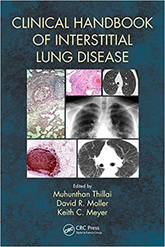 Clinical Handbook of Interstitial Lung Disease 1st Edition PDF