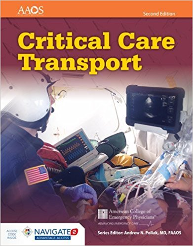 Critical Care Transport 2nd Edition PDF