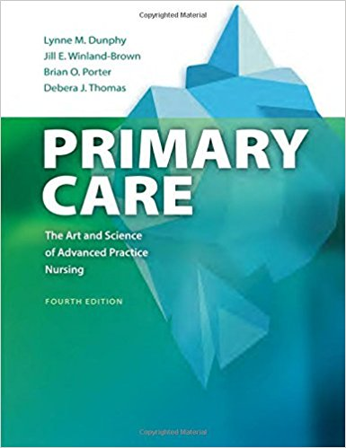 Primary Care: Art and Science of Advanced Practice Nursing 4th Edition PDF