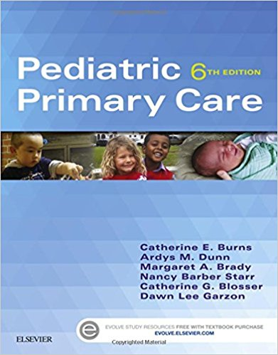 Pediatric Primary Care, 6e 6th Edition PDF