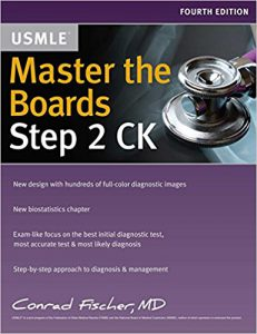 Master the Boards USMLE Step 2 CK 4th Edition PDF Original