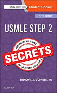 USMLE Step 2 Secrets 5 Edition PDF