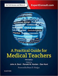 A Practical Guide for Medical Teachers, 5th edition PDF