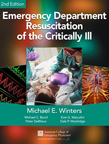 Emergency Department Resuscitation of the Critically Ill, 2nd Edition PDF