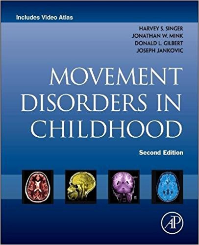 Movement Disorders in Childhood, Second Edition 2nd Edition PDF