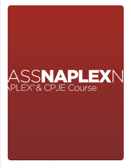 Online Course for NAPLEX / Clinical portion of CPJE-Videos