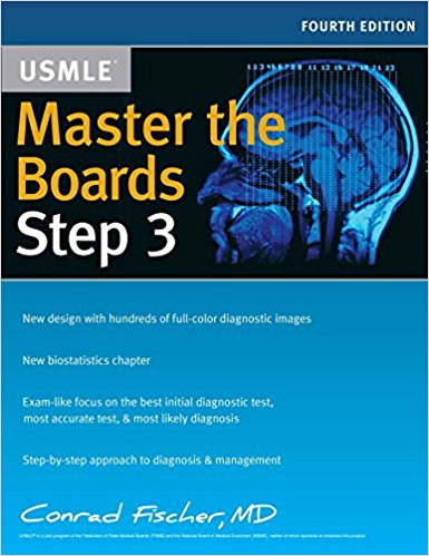 Master the Boards USMLE Step 3 4th Edition PDF