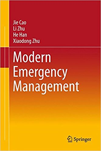 Modern Emergency Management 1st ed. 2018 Edition PDF