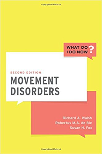 Movement Disorders (What Do I Do Now) 2nd Edition PDF