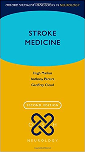 Stroke Medicine (Oxford Specialist Handbooks in Neurology) 2nd Edition PDF