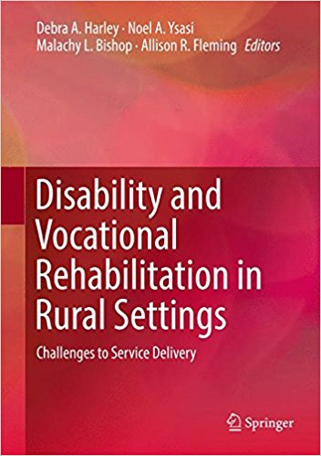 Disability and Vocational Rehabilitation in Rural Settings: Challenges to Service Delivery 1st ed. 2018 Edition PDF