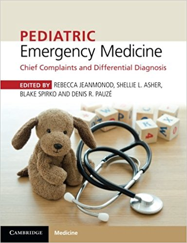 Pediatric Emergency Medicine: Chief Complaints and Differential Diagnosis PDF