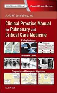 Clinical Practice Manual for Pulmonary and Critical Care Medicine PDF