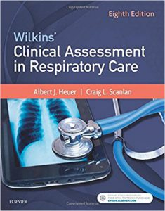 Wilkins' Clinical Assessment in Respiratory Care, 8th edition PDF
