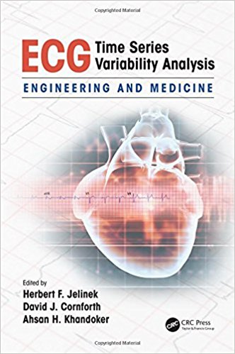 ECG Time Series Variability Analysis: Engineering and Medicine 1st Edition PDF