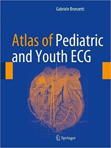 Atlas of Pediatric and Youth ECG 1st ed. 2018 Edition PDF