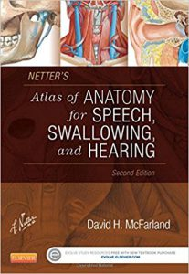 Netter's Atlas of Anatomy for Speech, Swallowing, and Hearing, 2nd Edition (PDF)