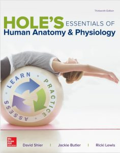 Hole's Essentials of Human Anatomy & Physiology, 13th Edition PDF