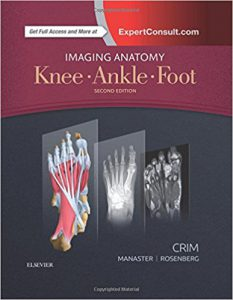 Imaging Anatomy: Knee, Ankle, Foot, 2nd Edition PDF