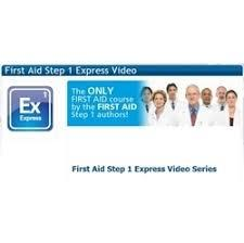 2016 First Aid Step 1 Express Video Course